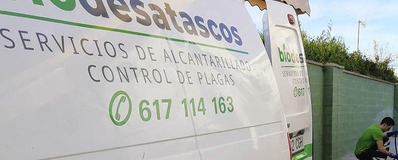 Elegir empresa de desatascos en Sevilla